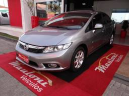 HONDA NEW CIVIC SEDAN EXS AT 1.8 16V S- MATIC 4P