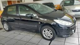 Peugeot 307 1.6 2011 Flex Completo Preto