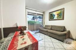 Apartamento à venda com 2 dormitórios em Alto caiçaras, Belo horizonte cod:259614