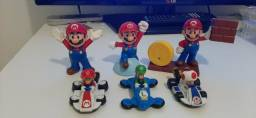 Kit bonecos Mario Bross