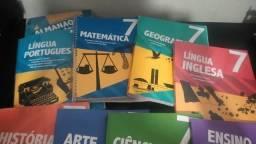 Livros do 7° Ano do Colégio Adventista