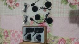 Intephone bluetooth novo na caixa nunca usado