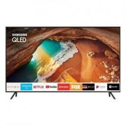 """Tv 65"""" Qled novo na loja com nf samsung smart wifi 4k usb hdmi"""