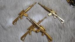 Canetas de fuzil