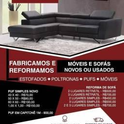 Fábrica de sofás, Reformas de estofados em geral Movisa *.