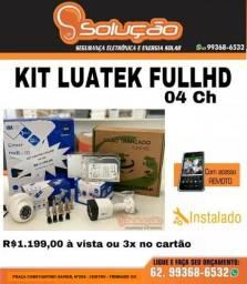 Câmera de Segurança R$1.199,00