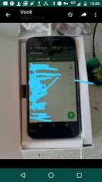 Moto G4 com TDS acessórios
