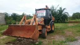 Retro-escavadeira (hora máquina)