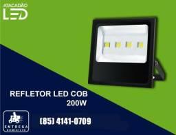 Refletor 200w COB