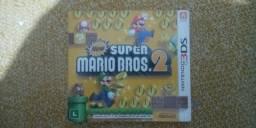Jogo New super Mario Bros 2 para nintendo 3ds