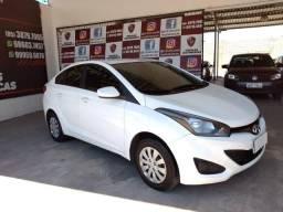 Hyundai - HB20s Premium Aut. 1.6 Flex, Ar, Dh, Vid, Trava, Alarme, Revisado, Garantia - 2014