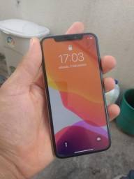 IPhone x 256 td funciona normal menos o desbloquio face