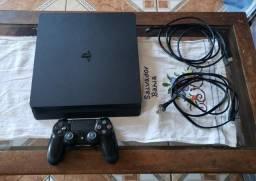 PlayStation 4 Slim + 7 Jogos