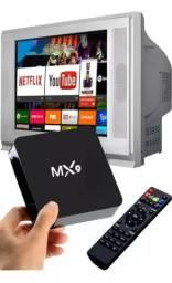 Transforme sua TV comum em uma SmartTv com ANDROID 9.0