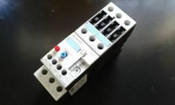 Contator 3RT1024 e Relé Térmico Siemens.