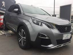PEUGEOT 3008 1.6 GRIFFE THP 16V GASOLINA 4P AUTOMÁTICO - 2018