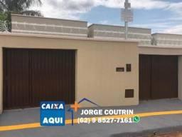 Casa no Setor Estrela Dalva 2 Quartos Sendo 01 Suíte R$ 145.000,00