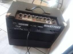 Amplificador digital nux (guitarra)