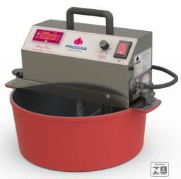 Misturador 7L Prmog-07 Biv 50-60Hz Vermelho - Progás - Novo