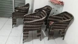 Conjuto Cadeiras
