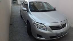 Toyota Corolla 2010 Prata Sem Restrições (103.000KM)!