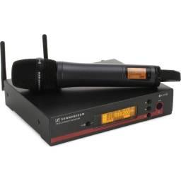 Microfone sem Fio Sennheiser EW 135 G3 para Palco e Apresentações Freq 626 a 668