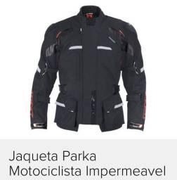 Jaqueta motociclismo texx