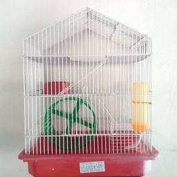 Gaiola pra hamster
