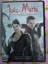 DVD João e Maria caçadores de bruxas