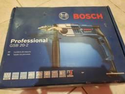 Furadeira profissional Bosch 800w