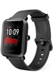 Relógio Inteligente Bip S A1821, Gps E 40 Dias De Bateria