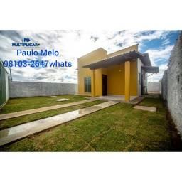 Casa no Flor do Campo, Pronta p/ Morar