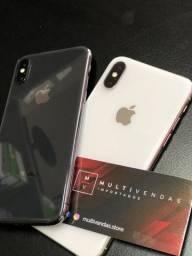 Iphones de vitrine com garantia / Aceitamos seu Iphone Como Parte do Pagamento