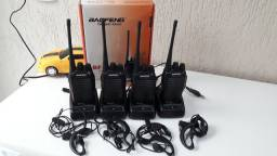 Rádio de comunicação/ walkie talkie