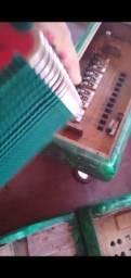 Afinação e reformas de sanfona e acordeon