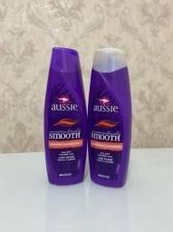Combo Aussie Smooth Miraculously Shampoo + Condicionador - 400ml - R$ 39,00