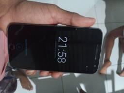 Moto G4 plus o mais novo da qui com biometria ok
