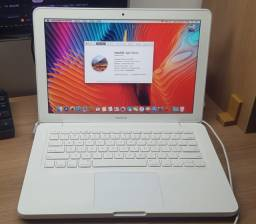 Título do anúncio:  Macbook White - super conservado