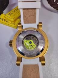 Relógio invicta yakuza s1 automático