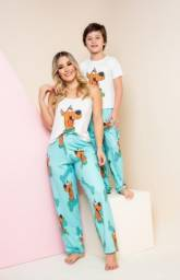 Pijama mãe e filho