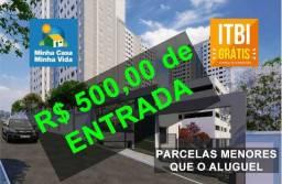 Título do anúncio: Apartamento com qualidade MRV no melhor bairro de Mauá