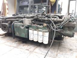 Motor Volvo DH12 , FH , B12 , B12M , D12