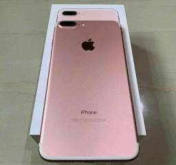 Celular , iphone 7plus rose 128gb