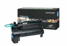 Toner Lexmark Original C792x1cg C792 X792 Ciano