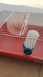 Gaiola hamster/porquinho da índia