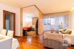 Apartamento à venda com 3 dormitórios em Santo antônio, Belo horizonte cod:270260