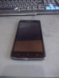Celular Motorola Moto C com defeito