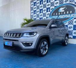 Jeep Compass 2.0 4P (Flex) AT 2019/2019 - Impecável