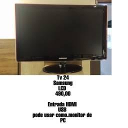 Tv 24 Samsung LCD