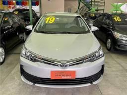Título do anúncio: Toyota Corolla 2019 1.8 gli 16v flex 4p automático
